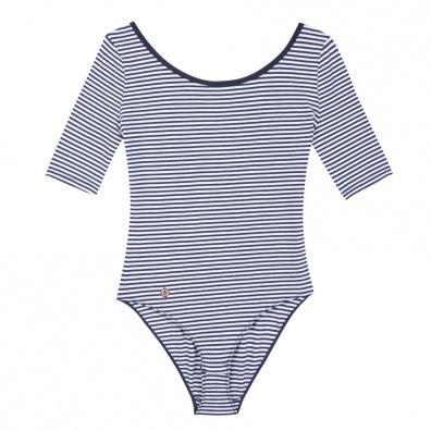 La Mahaut marinière - Body t-shirt marinière