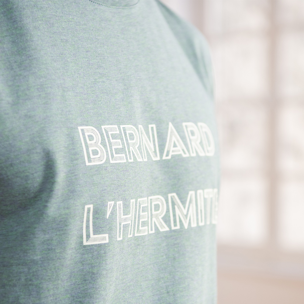 Le Jean-F Kaki / L'Hermite - Tshirt