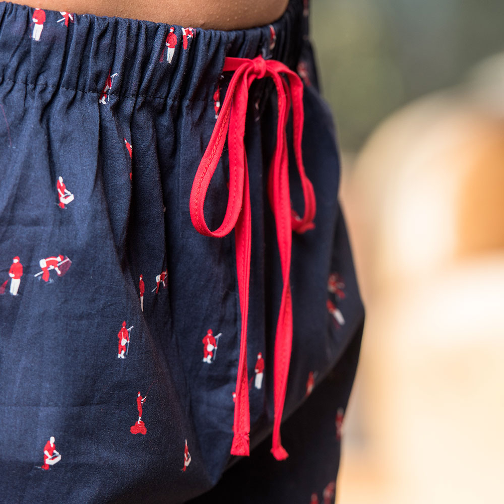 La Edith Pêcheurs - Bas pyjama