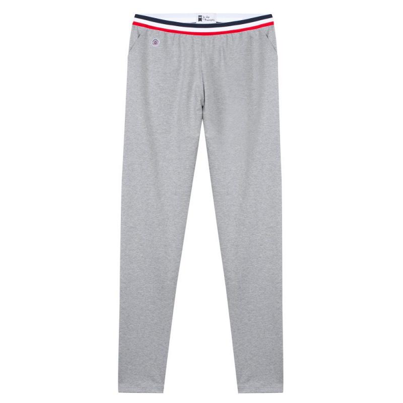 pyjama homme gris toudou pyjama made in france. Black Bedroom Furniture Sets. Home Design Ideas