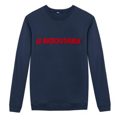 Le Redoutable - Sweat Bleu Marine