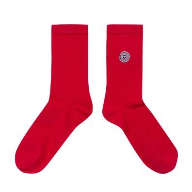 La Charente - Chaussettes rouges