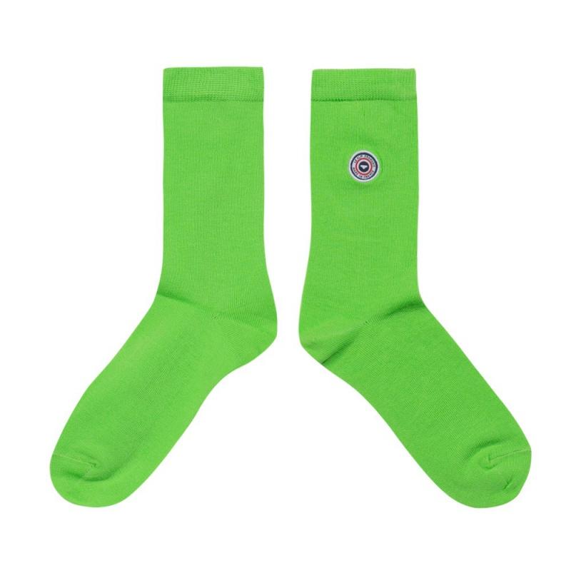 Green socks for men le slip francais for Garden socks