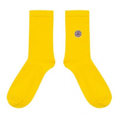 La Corrèze - Chaussettes jaunes