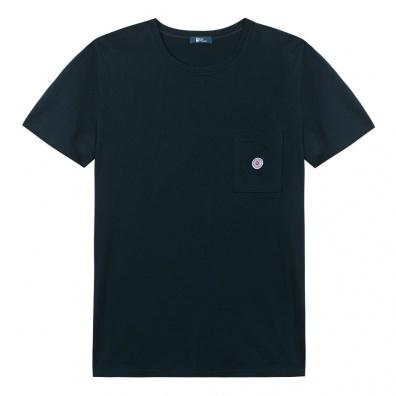 Le Robert - Tshirt Bleu à Poche