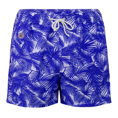 Le Tropical - Blue swim short