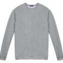 Sweatshirt gris - Sweat gris chiné