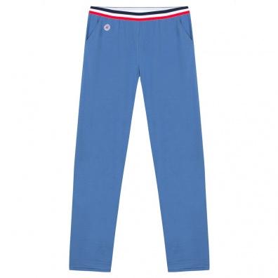 Le Toudou blizzard - Bas de pyjama bleu clair