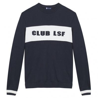 Le Club LSF - Pull marine