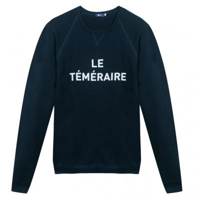Le Téméraire - Sweat shirt marine