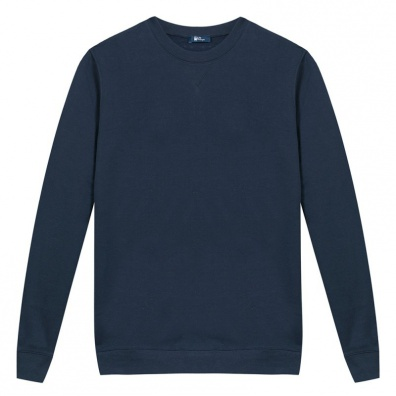 Sweat Shirt Bleu Marine - Sweat coton