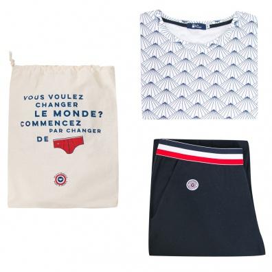 Le Dormeur - Pyjama Navy