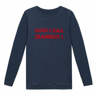 Le Jeannot - Sweat shirt LSF x Aigle