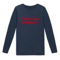 Le Jeannot - Sweat shirt LSF x Aigle