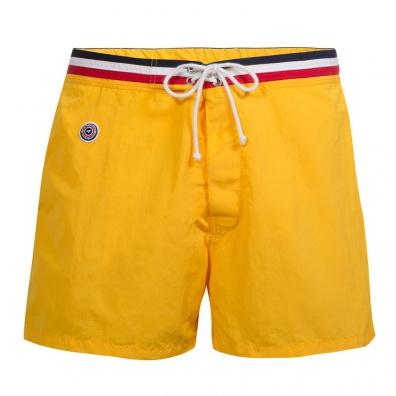Le Foudroyant - Short de bain jaune