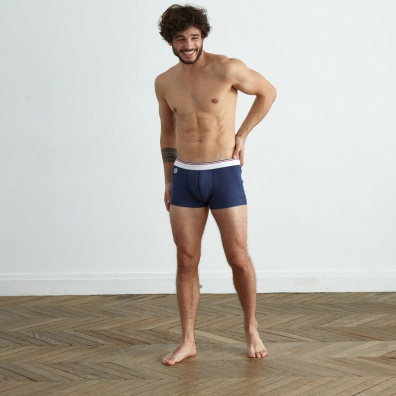 Le Boxer d'Antan trio - 3 boxers 100% coton