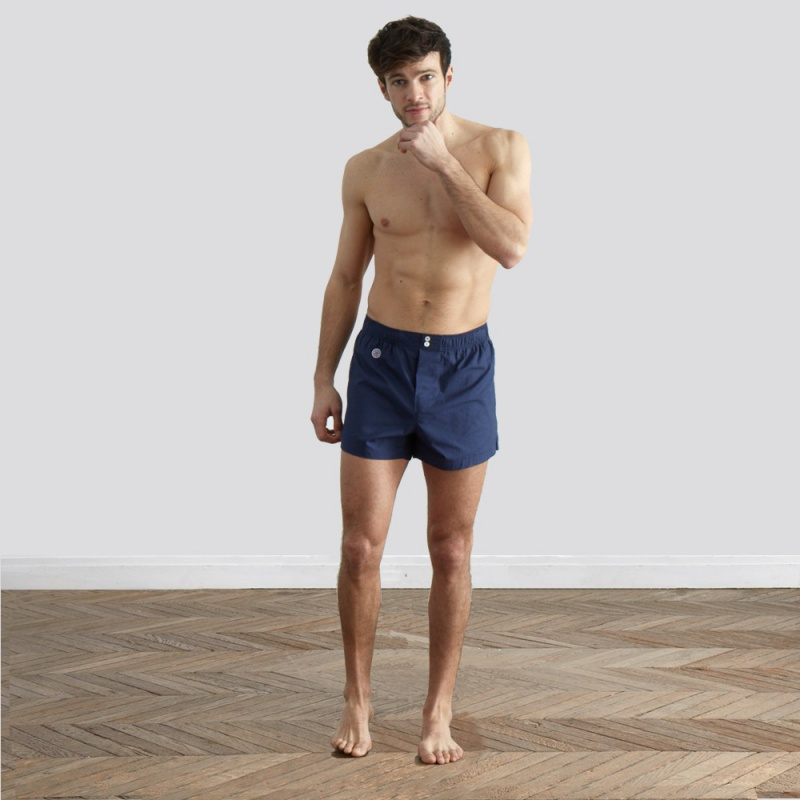 le jacques cale on uni bleu homme. Black Bedroom Furniture Sets. Home Design Ideas