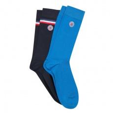 Les Lucas Duo - Duo de chaussettes bleues