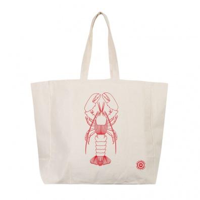 Le Tote Homard - Grand Tote bag homard