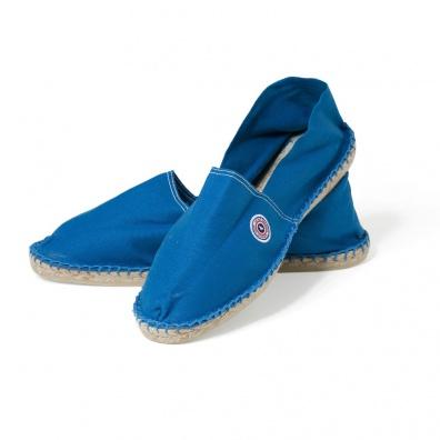 Les Espadrilles Bleues Klein