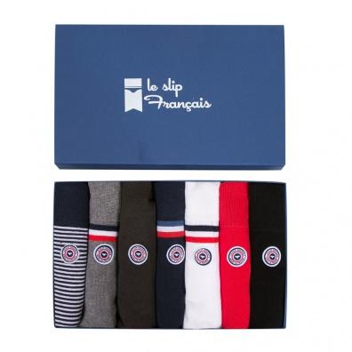 Les Lucas semainier - Semainier de chaussettes