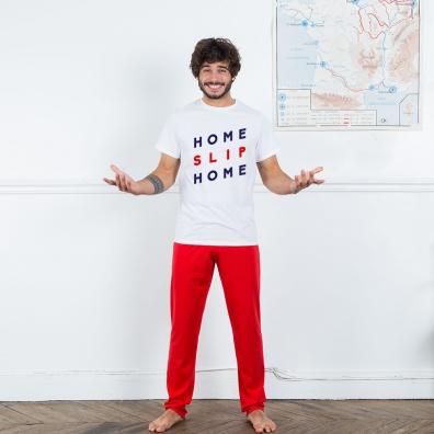 Le Dodo blanc et rouge - Ensemble pyjama