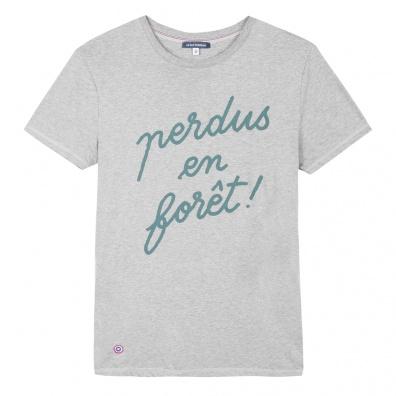 Le Jean F En Forêt gris - T-shirt gris