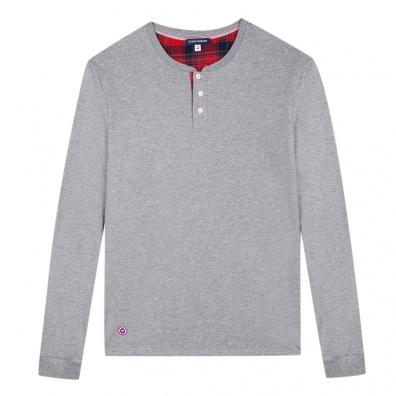 Le Roger gris - T-shirt tunisien gris