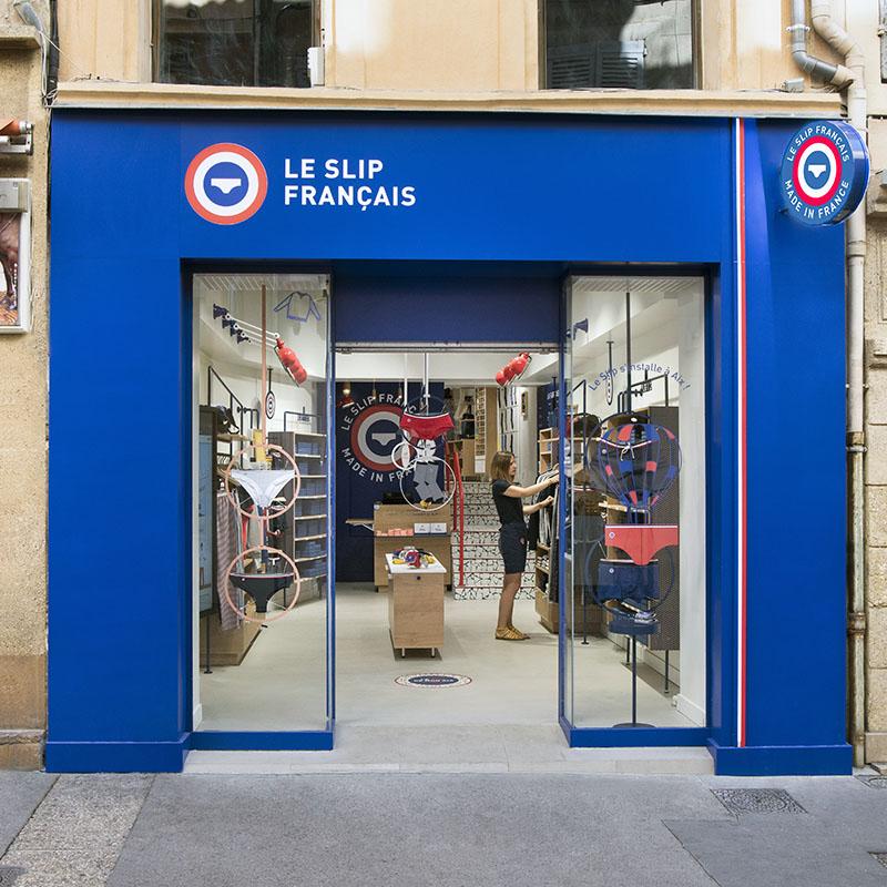 Le Slip Français Aix en Provence (13100) - Le Slip de mon Aix - Vêtements,  Sous-Vêtements et Lingerie